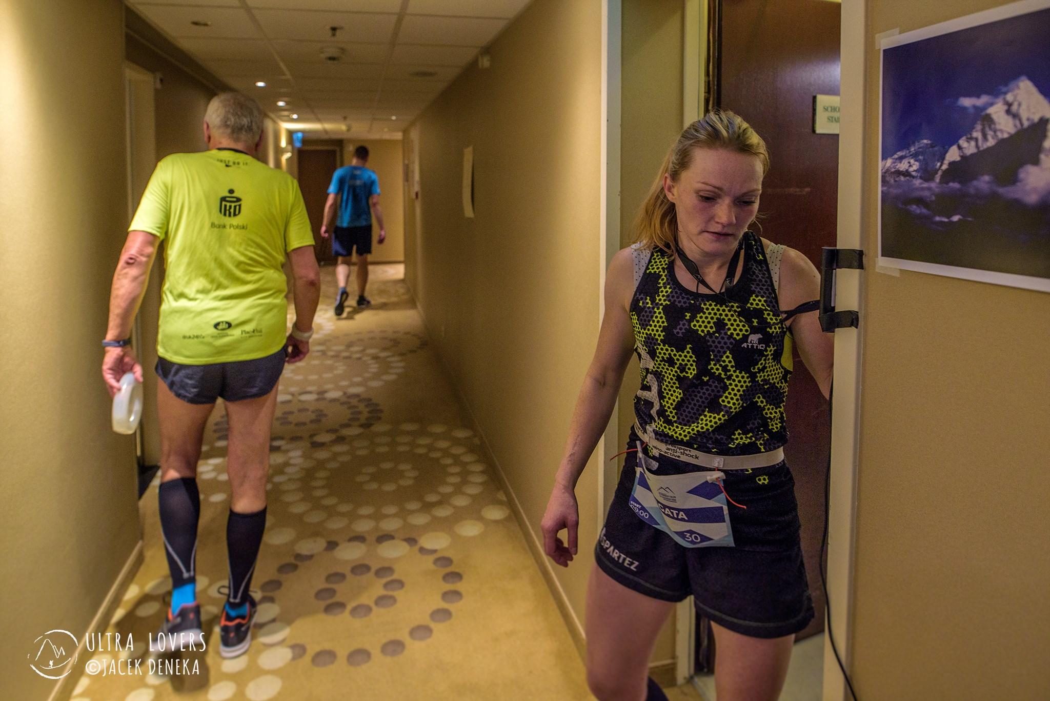 Marriott Everest Run – triumf Agaty Matejczuk