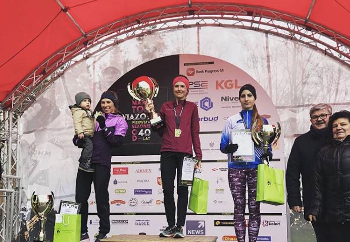 """Monika Kaczmarek triumfuje w Wiązowskiej """"5"""""""