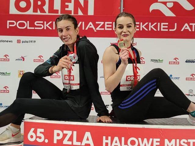 Udane 65. Halowe Mistrzostwa Polski dla zawodników z województwa łódzkiego!