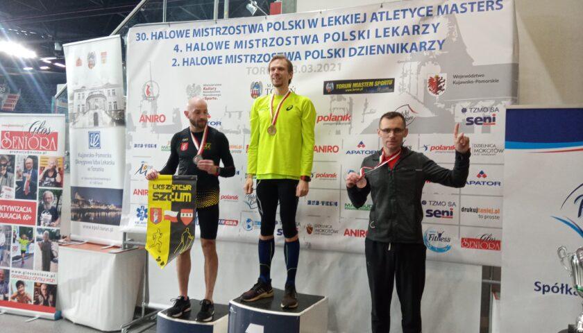30. Halowe Mistrzostwa Polski Masters w LA – medale reprezentantów województwa łódzkiego!