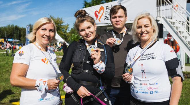 Poland Business Run 2021 za nami. Firmy pobiegły dla osób z niepełnosprawnościami