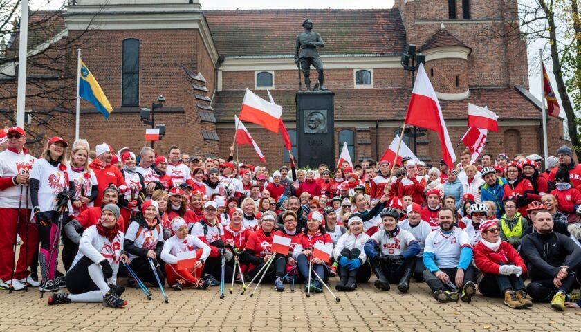VII Pabianicki Marsz, Rajd i Bieg Niepodległości